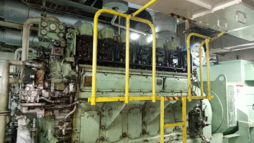 Overhauling of Main Engines & Generators